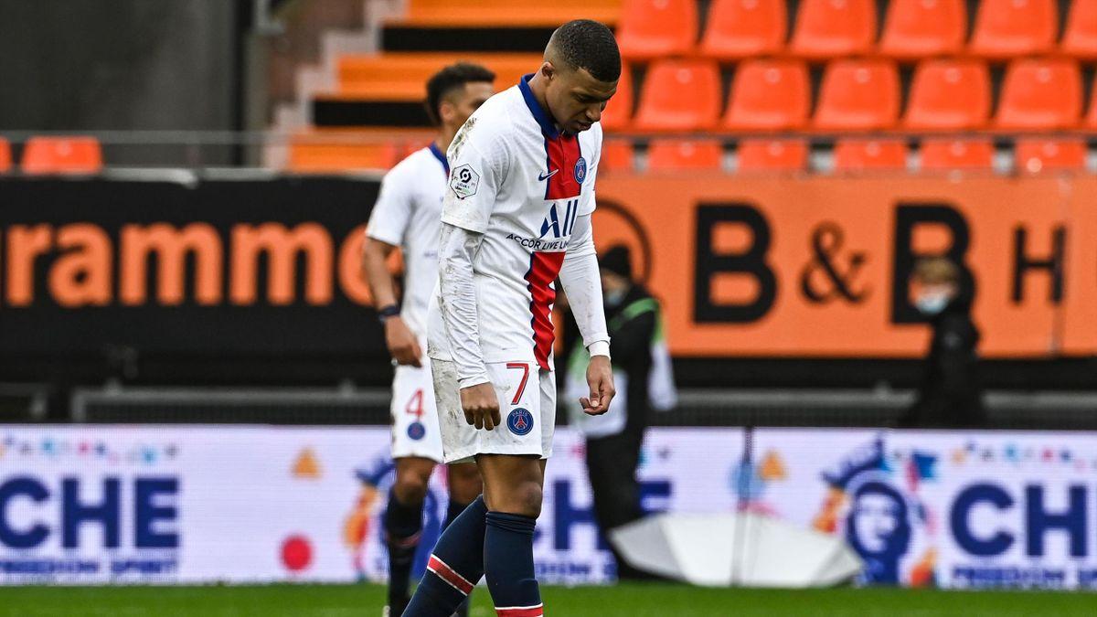 Kylian Mbappé - Paris Saint-Germain