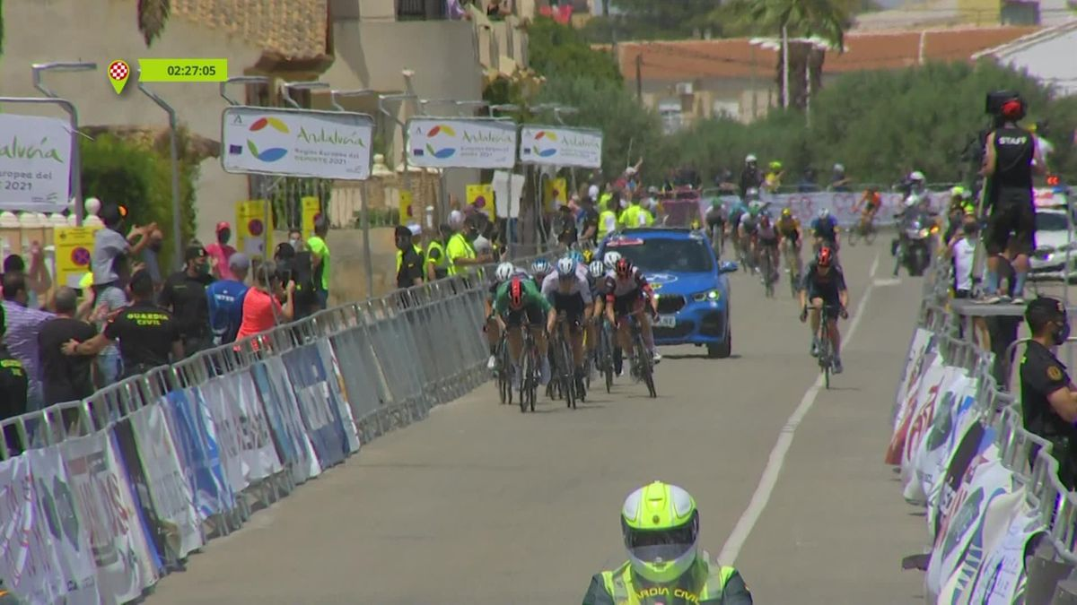Lopez claims victory at Vuelta a Andalucia after huge crash
