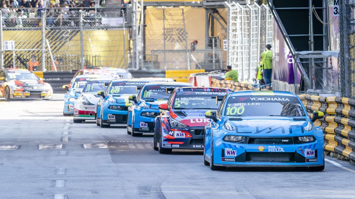 Macau 2019 | WTCR | ESP Player Feature