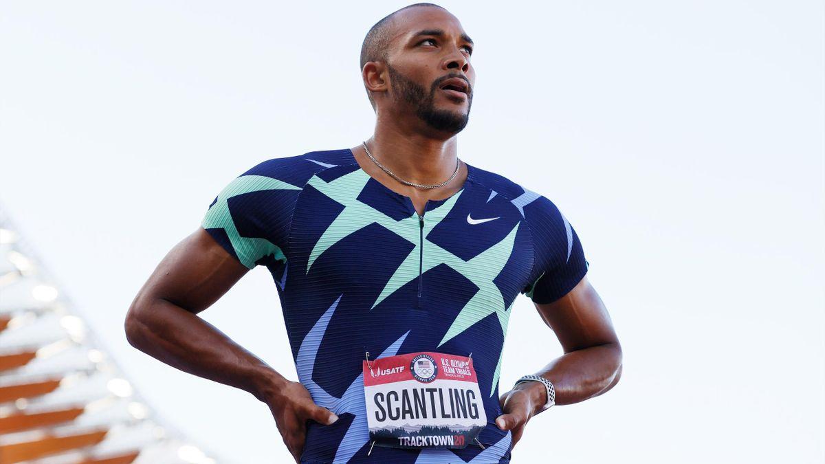 Garrett Scantling