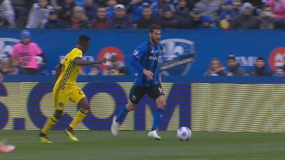 MLS Highlights - Montreal Impact v Columbus Crew SC