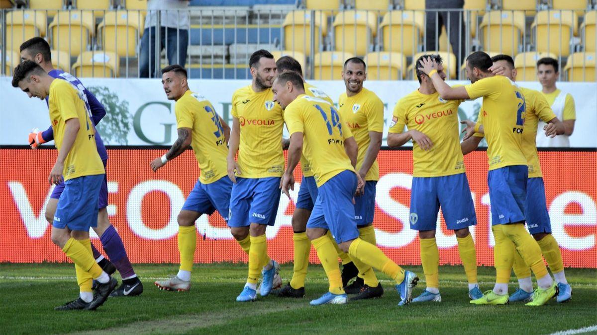 Pandurii - Petrolul Ploiesti 0-1 (Liga a 2-a)