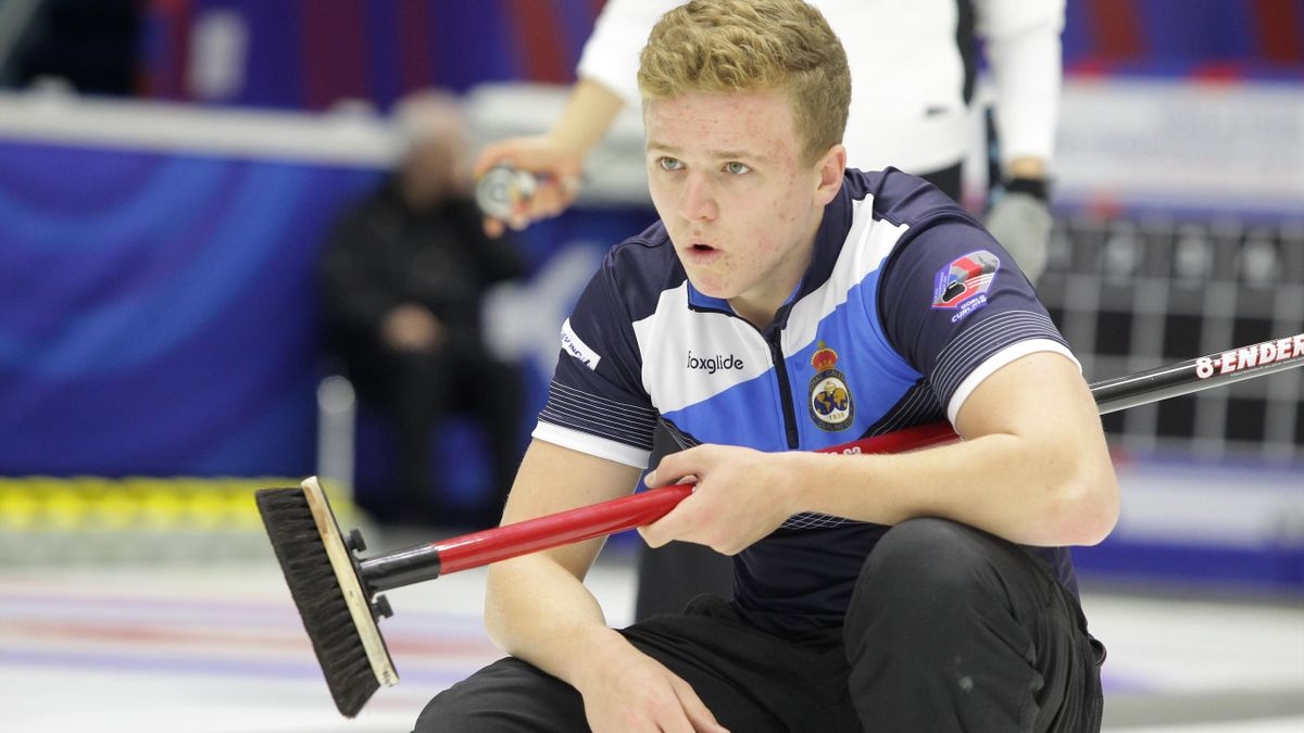 Bobby Lammie is part of Scotland's in-form curling rink