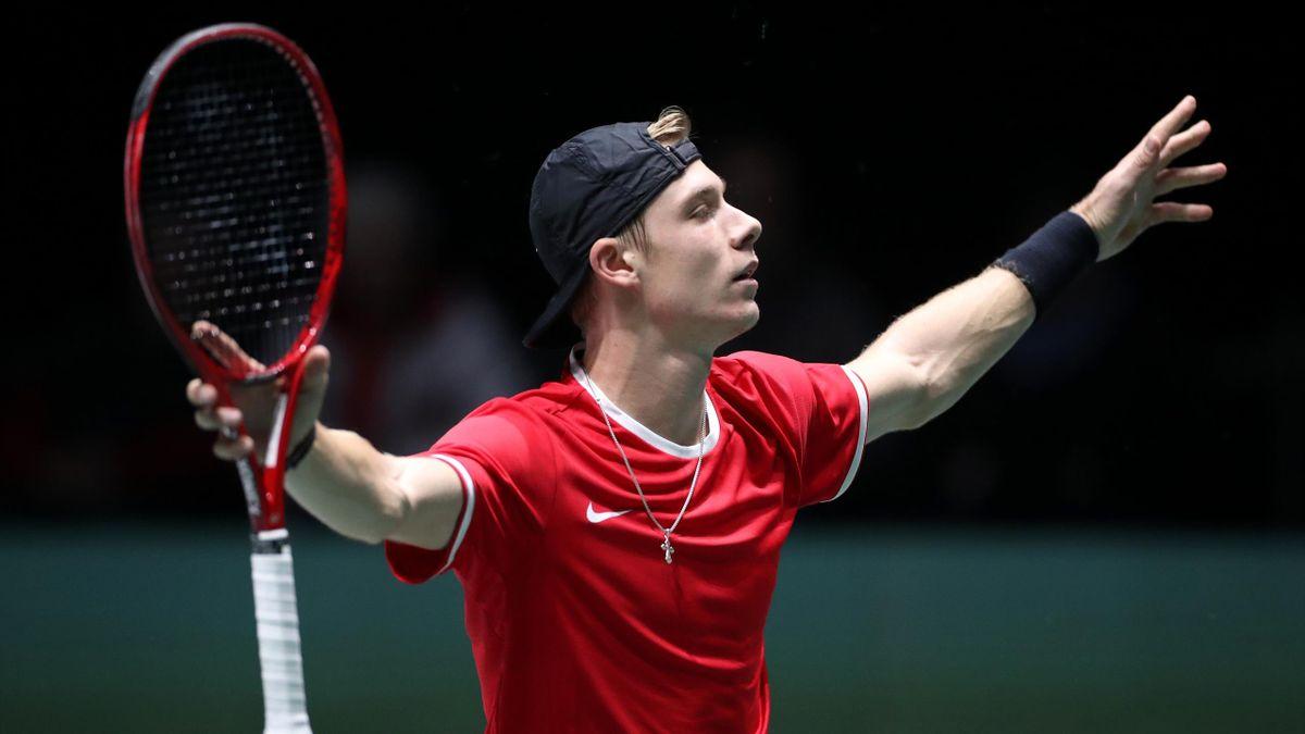 Denis Shapovalov (Coupe Davis 2019)