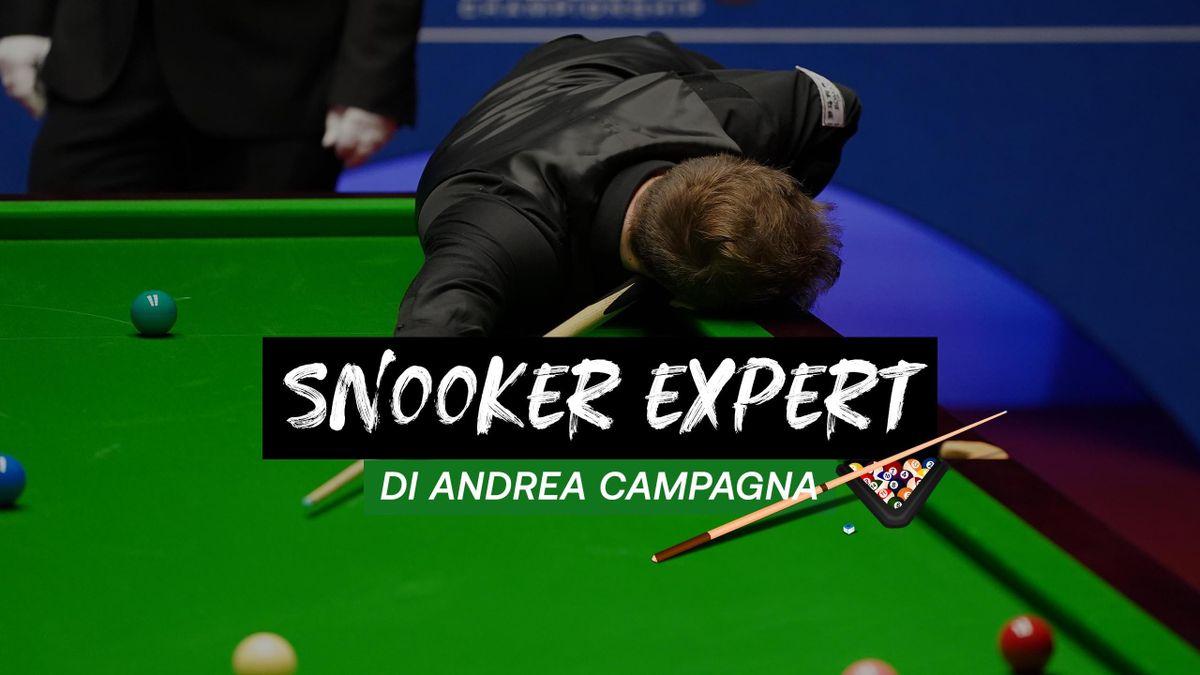 Snooker Expert Judd Trump