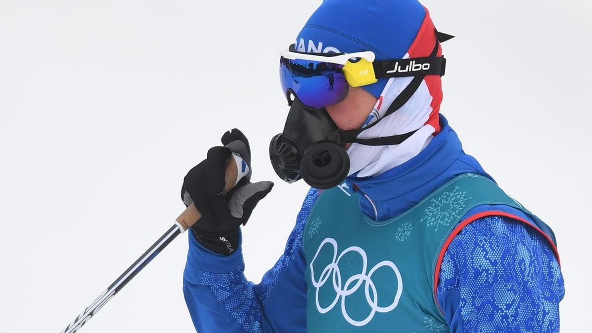 Maurice Manificat aux JO de Pyeongchang