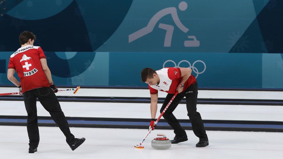 Schweizer Curling-Herren gewinnen Bronze