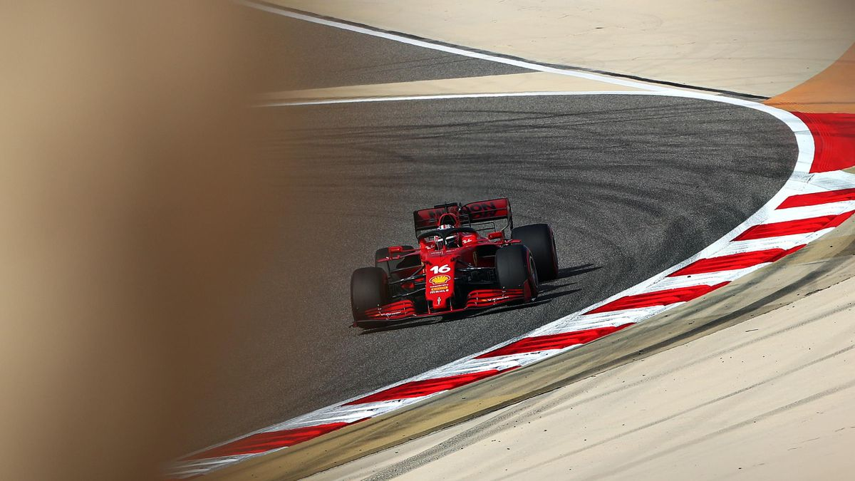 Leclerc e la Ferrari convincono a Sakhir