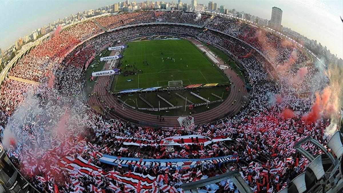 """Estadio Antonio Vespucio Liberti """"El Monumental"""" (Buenos Aires) / Club Atlético River Plate"""