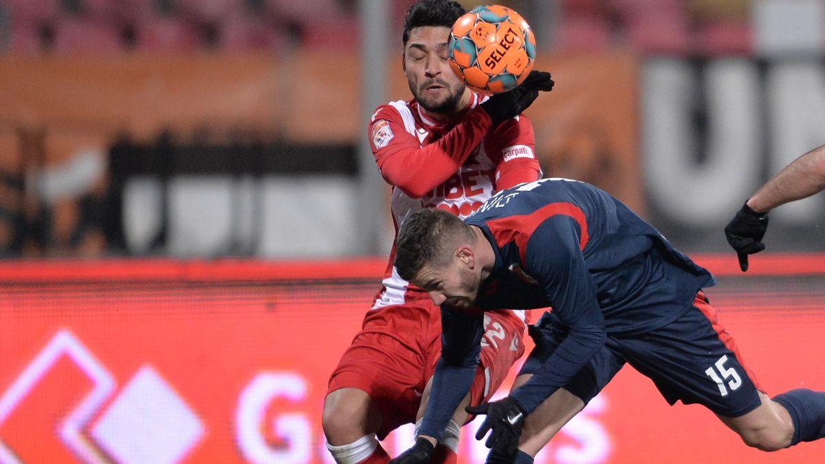 Imagini din Dinamo-Chindia
