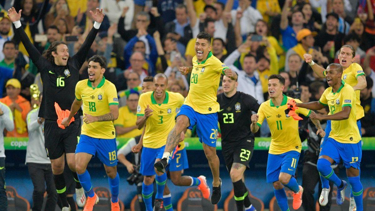 Le Brésil remporte sa neuvième Copa America à domicile