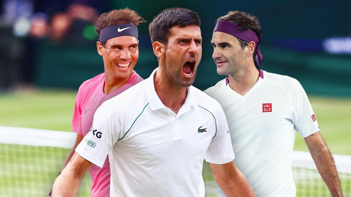 20-20-20 : Novak Djokovic a rejoint Roger Federer et Rafael Nadal.