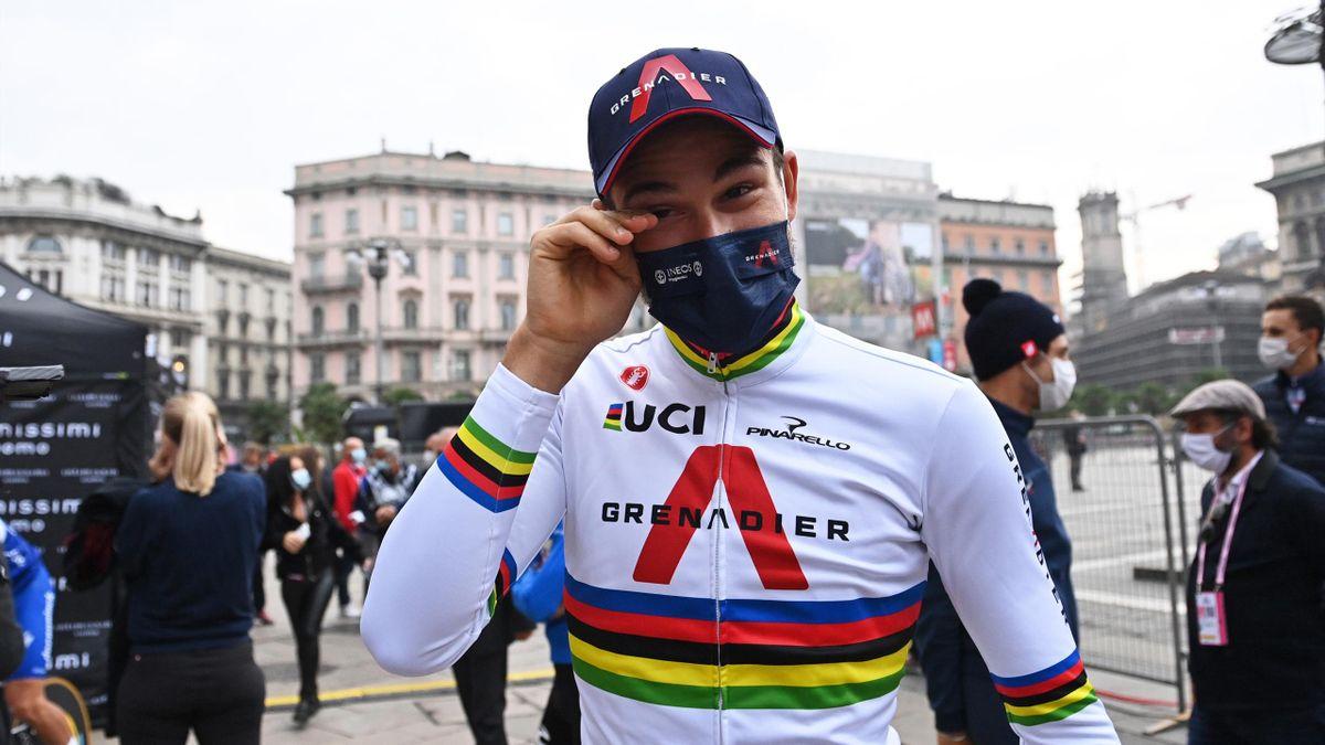 Filippo Ganna, Giro d'Italia 2020