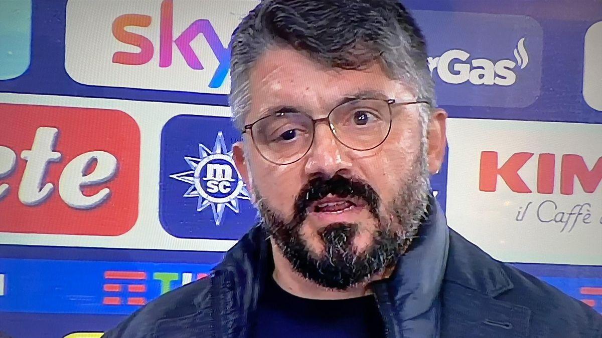 Дженнаро Гаттузо, «Наполи»