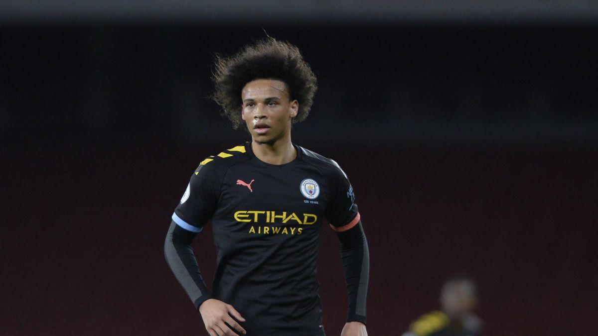 Leroy Sané - Manchester City