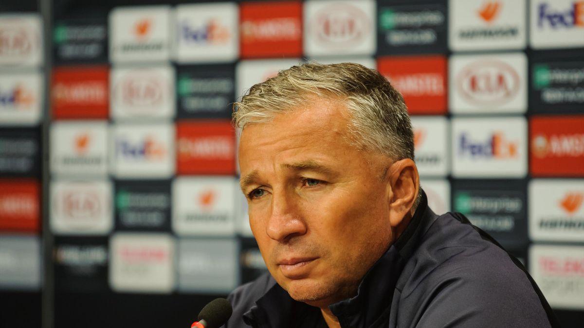 Dan Petrescu, tehnicianul lui CFR Cluj