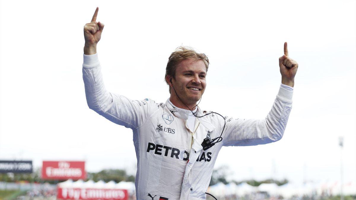 Nico Rosberg kann schon in Brasilien Weltmeister werden