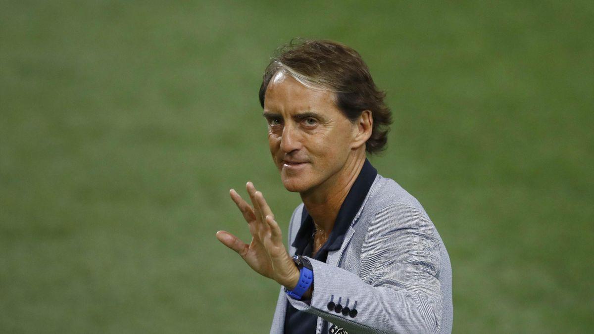 Roberto Mancini (Italia-Repubblica Ceca)