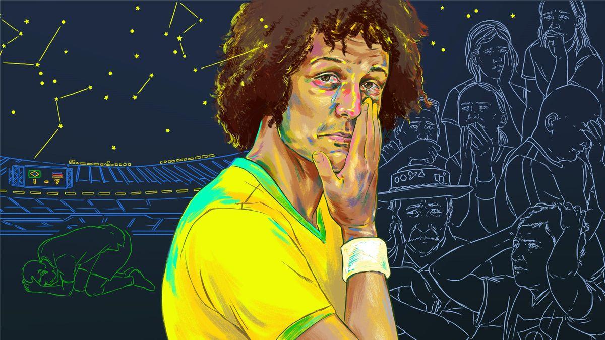 David Luiz - moments of woe