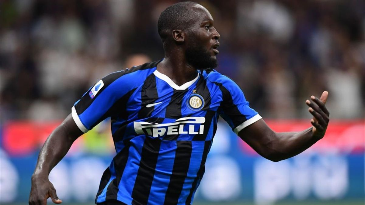 Lukaku - Inter-Lecce - Serie A 2019/2020 - Getty Images