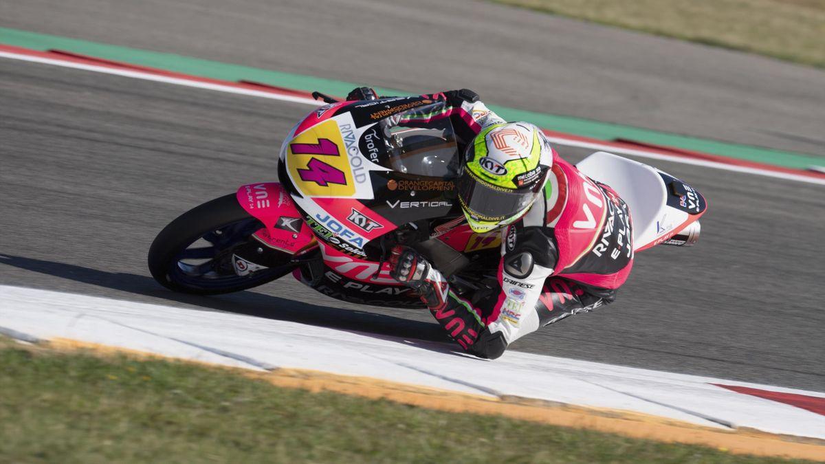 Tony Arbolino - Moto3
