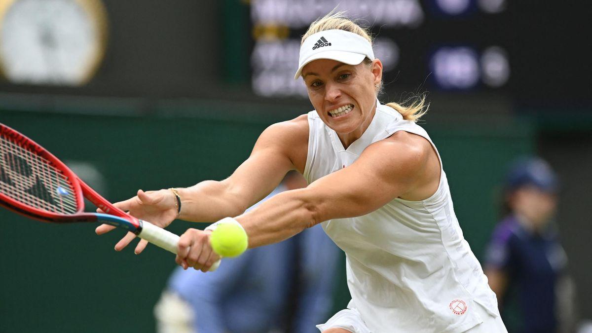 Angelique Kerber in Wimbledon