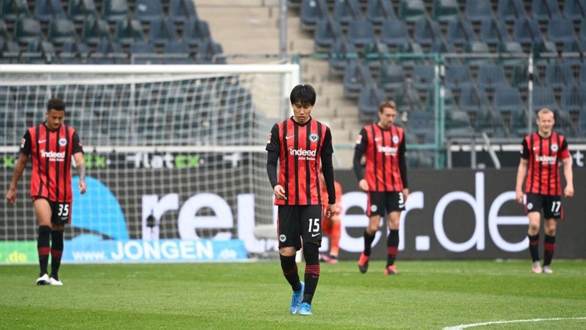 Eintracht Frankfurt erwartet im laufenden Geschäftsjahr einen Verlust von 45 Millionen Euro