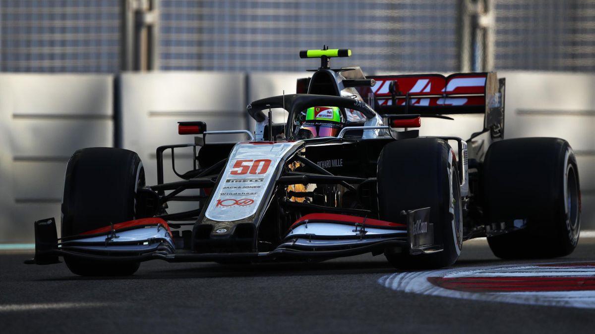 Mick Schumacher debütiert 2021 für Haas in der Formel 1