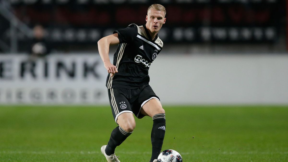 Mitchel Bakker - Ajax Amsterdam