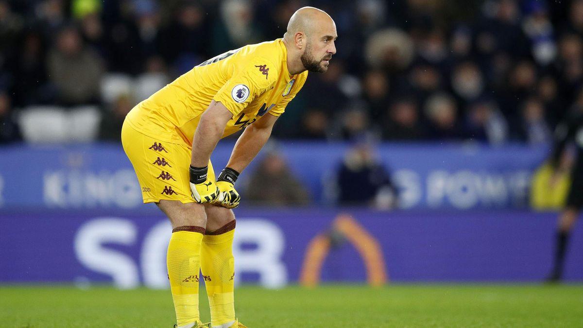 Pepe Reina, Aston Villa, Getty Images