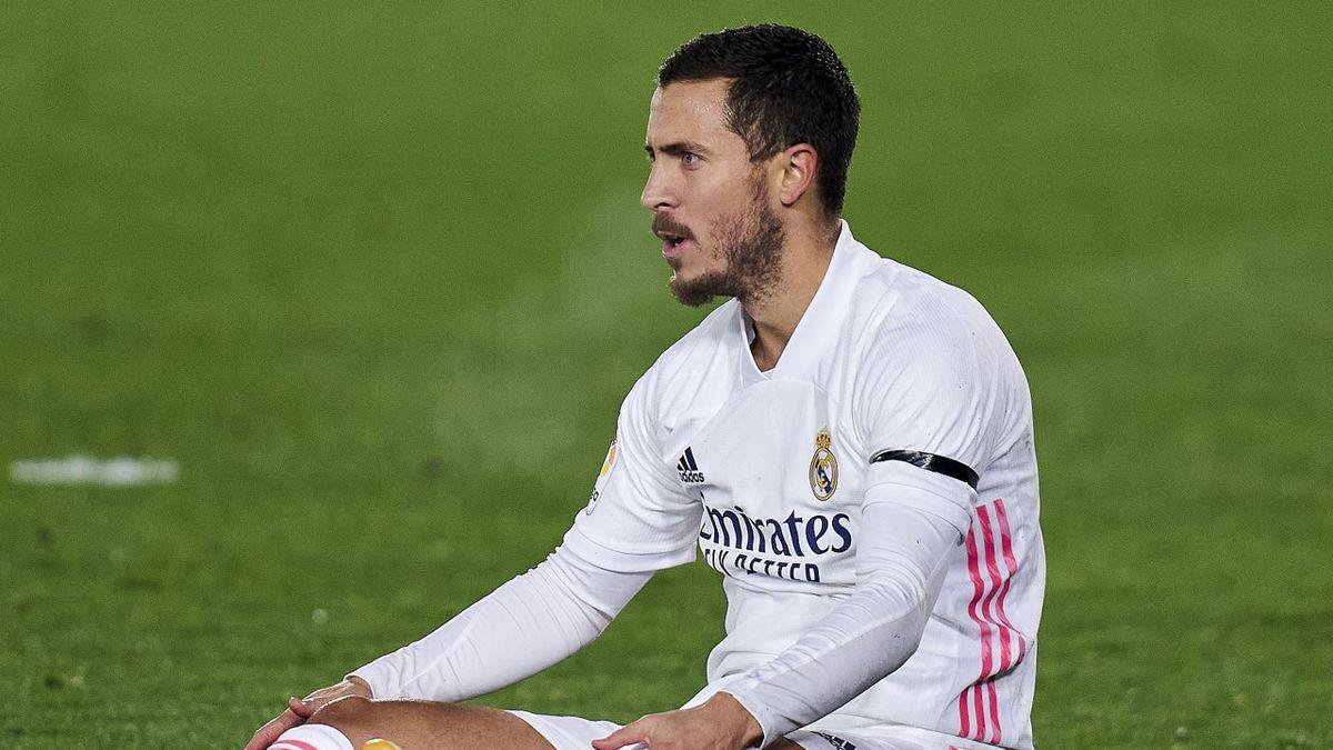 Eden Hazard va lipsi cel puțin 3 săptămâni după accidentarea suferită în meciul cu Alaves