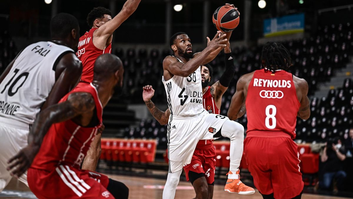 Norris Cole et l'ASVEL s'imposent face au Bayern Munich en Euroligue.