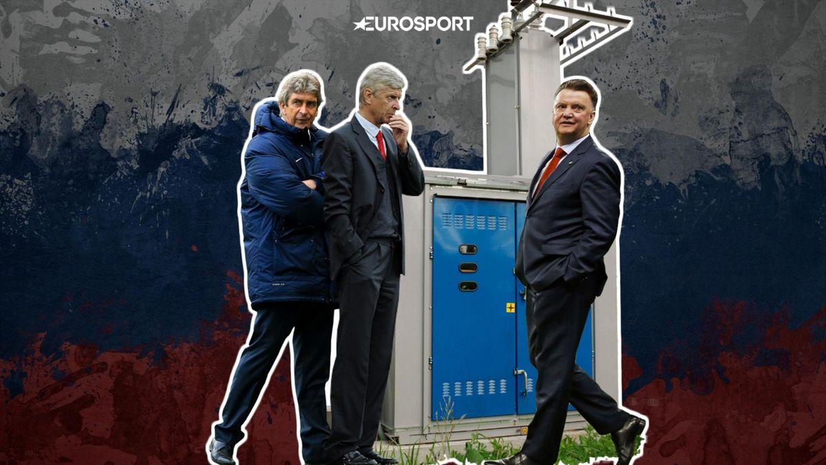 Тренеры России