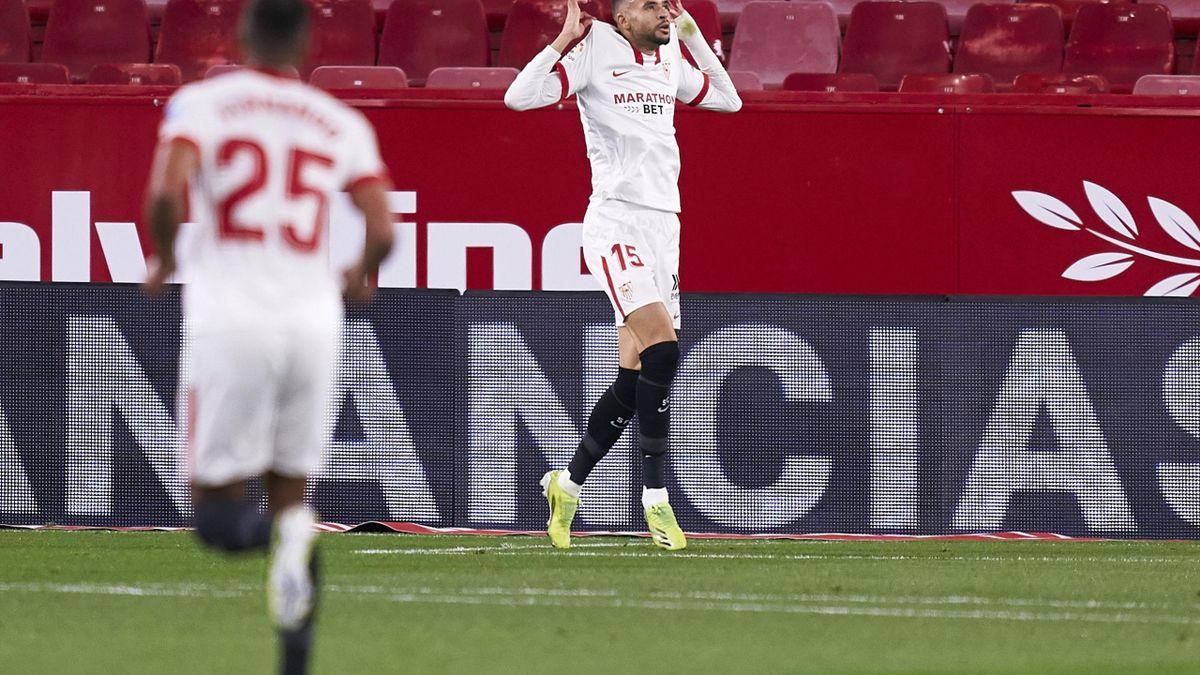 Youssef En-Nesyri (Sevilla FC)