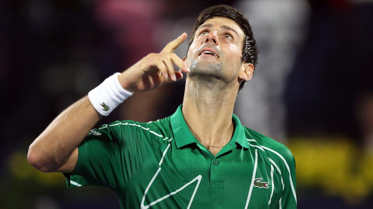 Tennis News Novak Djokovic Pledges 1 Million Euros To Help Fight Coronavirus In Serbia Eurosport
