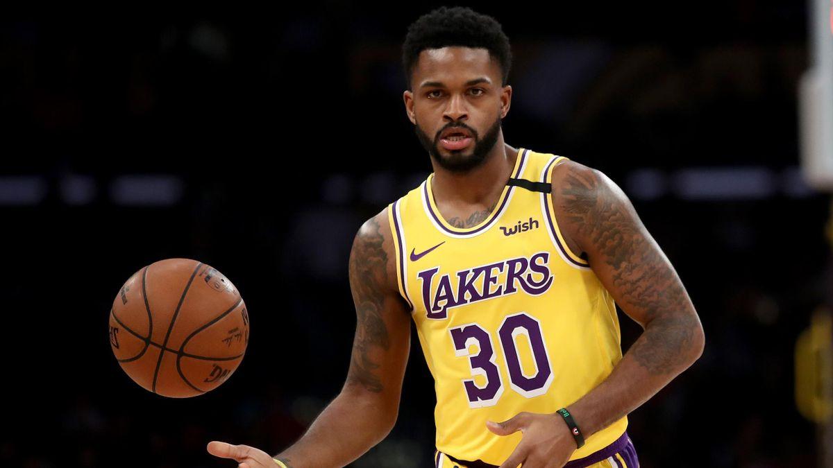 Troy Daniels, Los Angeles Lakers, NBA 2020