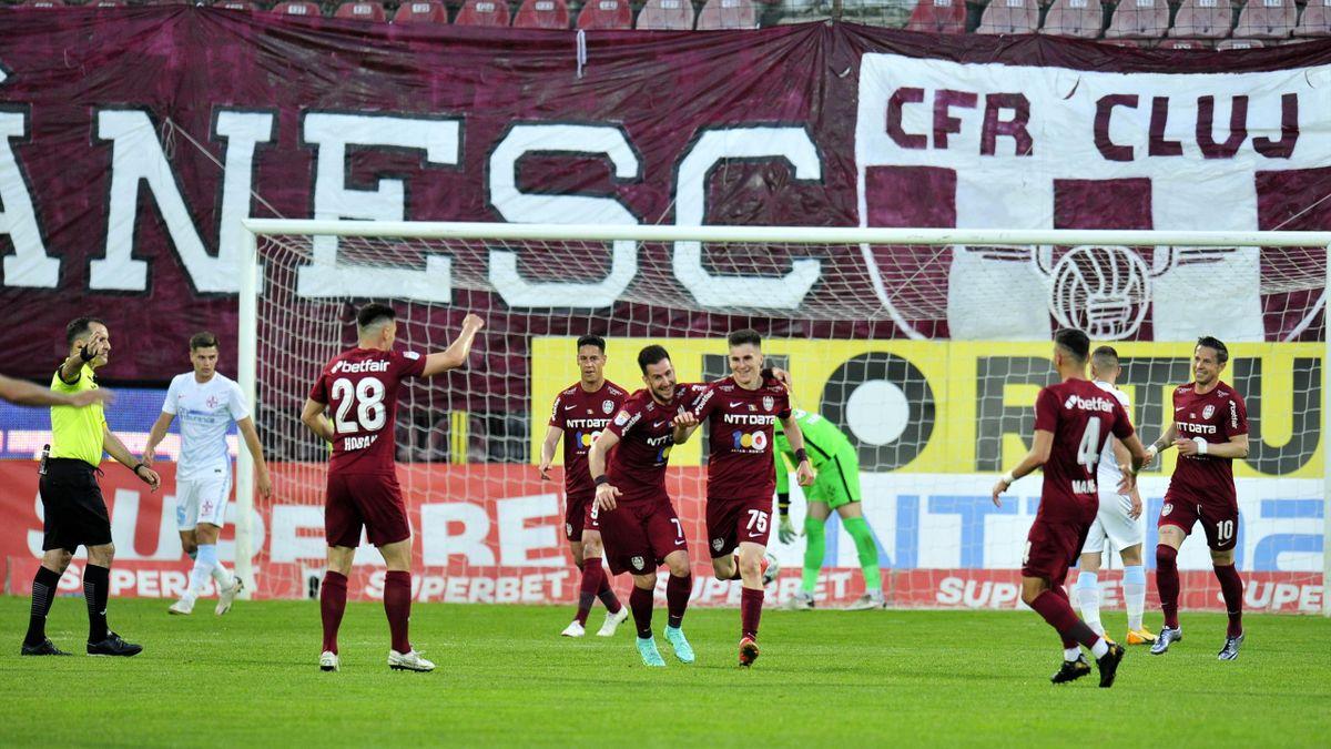 CFR Cluj - FCSB 2-0 (25.05.2021)