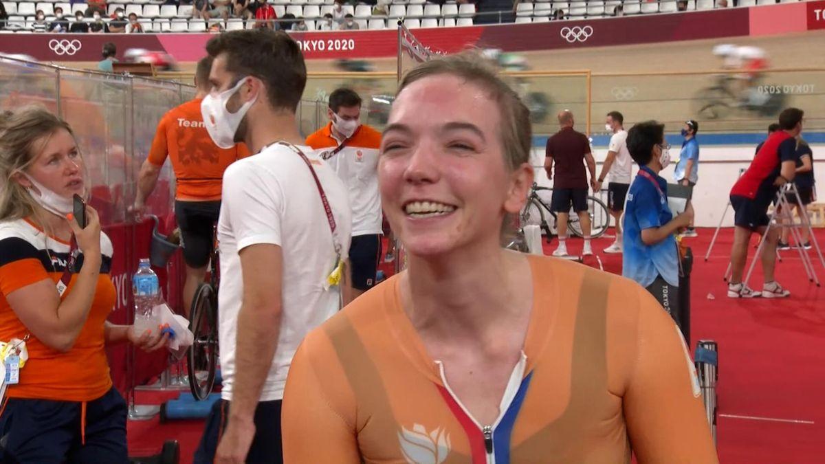 "Tokyo 2020 | ""Dit is onwerkelijk"" - Shanne Braspennincx in gesprek met Bradley Wiggins"