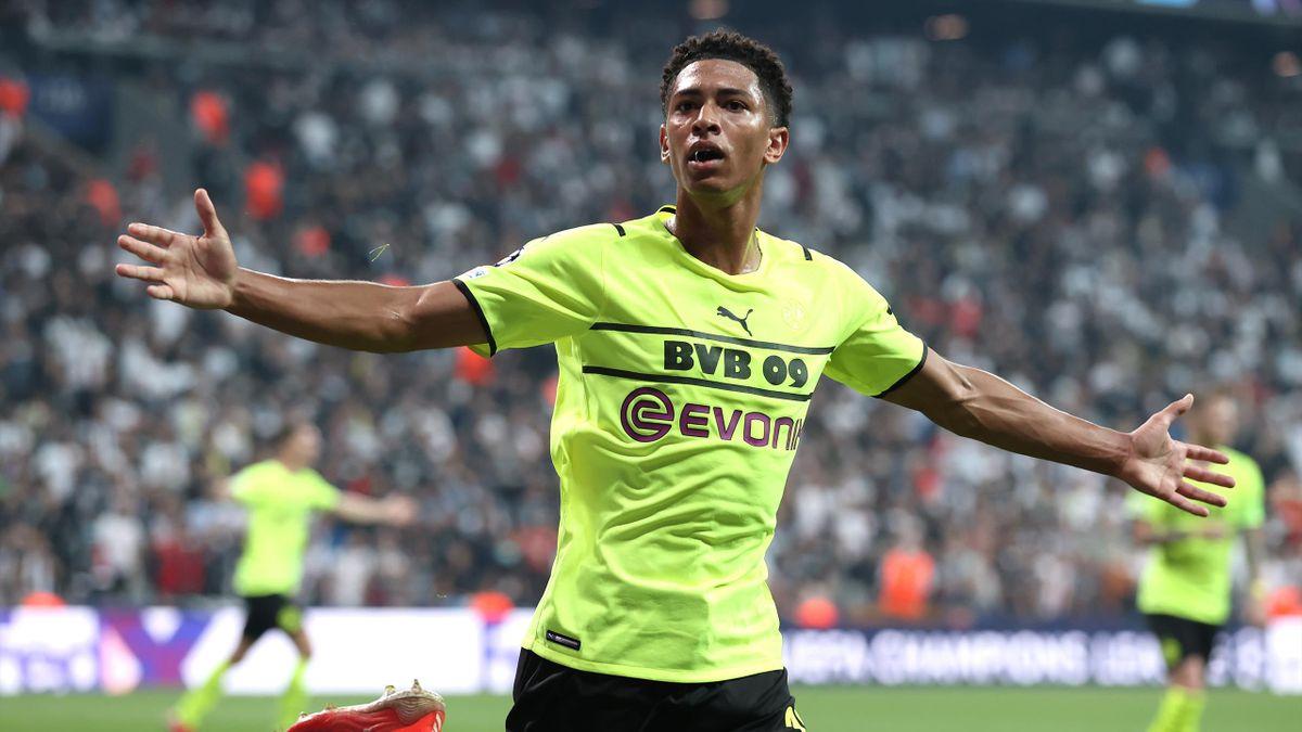 Jude Bellingham, la nouvelle star de Dortmund