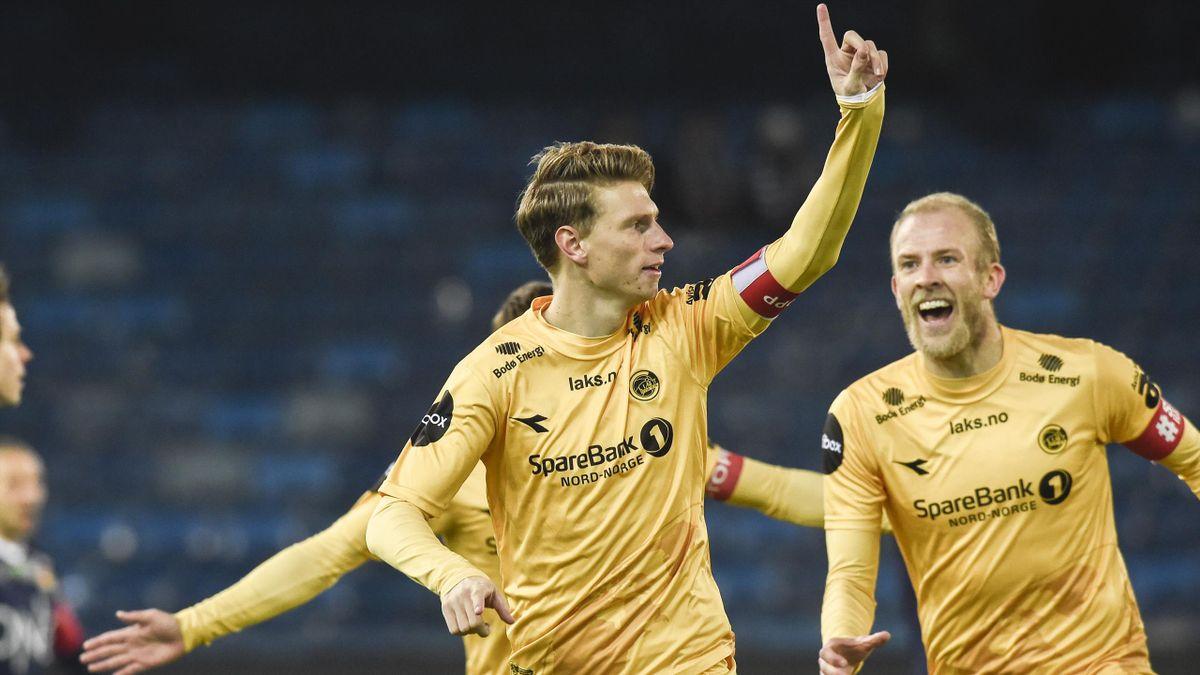 Kasper Junker, Bodø/Glimt 2020 (Getty Images)