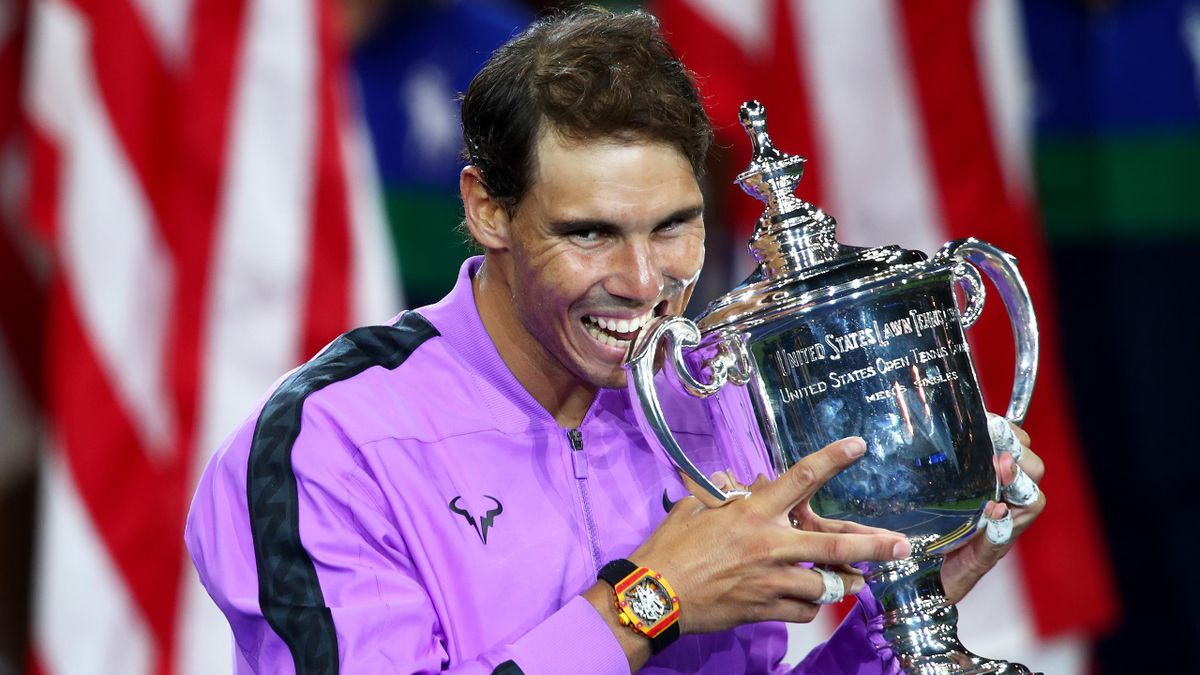 Rafael Nadal Pulls Out Of Us Open Due To Covid 19 Concerns Eurosport