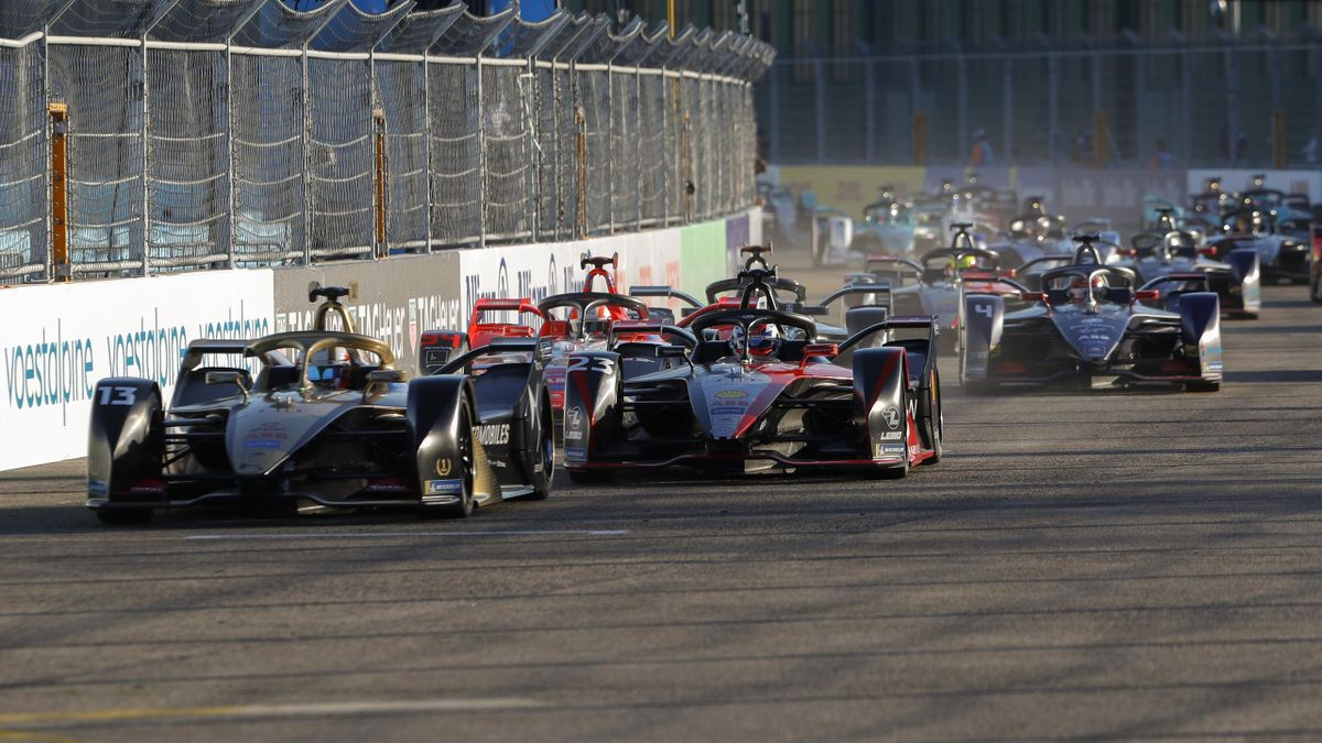 Die Formel E startet am Freitag in ihre neue Saison