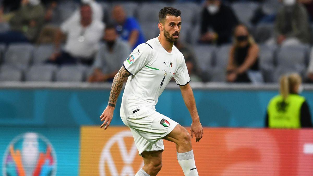 Leonardo Spinazzola, Euro 2020