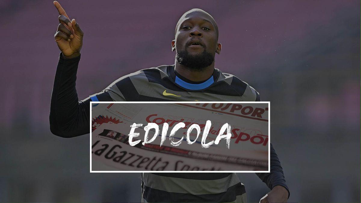 Romelu Lukaku, Inter, Getty Images