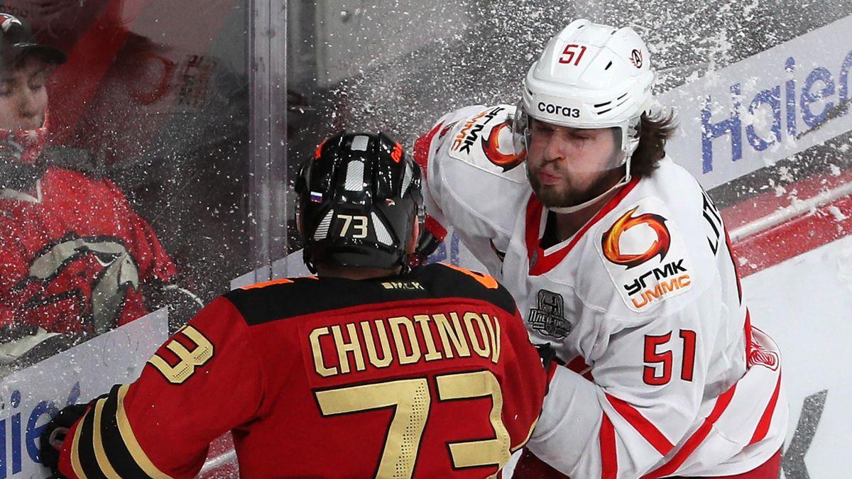 «Авангард» и «Автомобилист» в плей-офф КХЛ