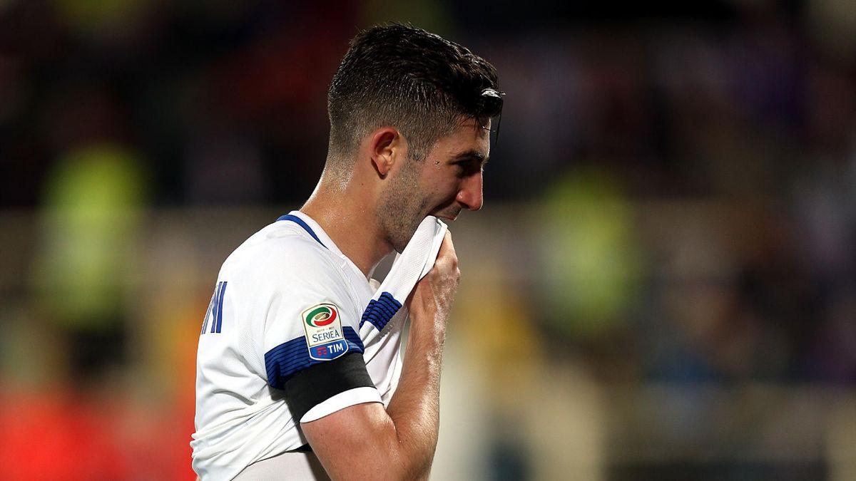 2017, Roberto Gagliardini, Fiorentina-Inter, Getty Images