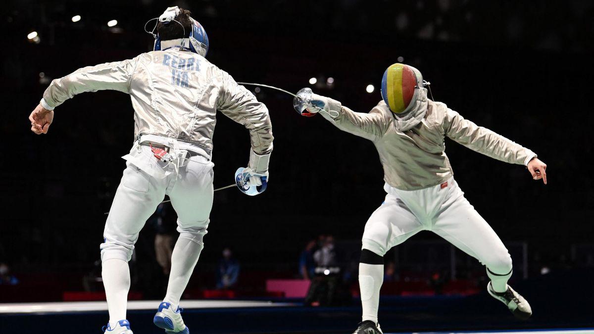 Iulian Teodosiu la Jocurile Olimpice de la Tokyo