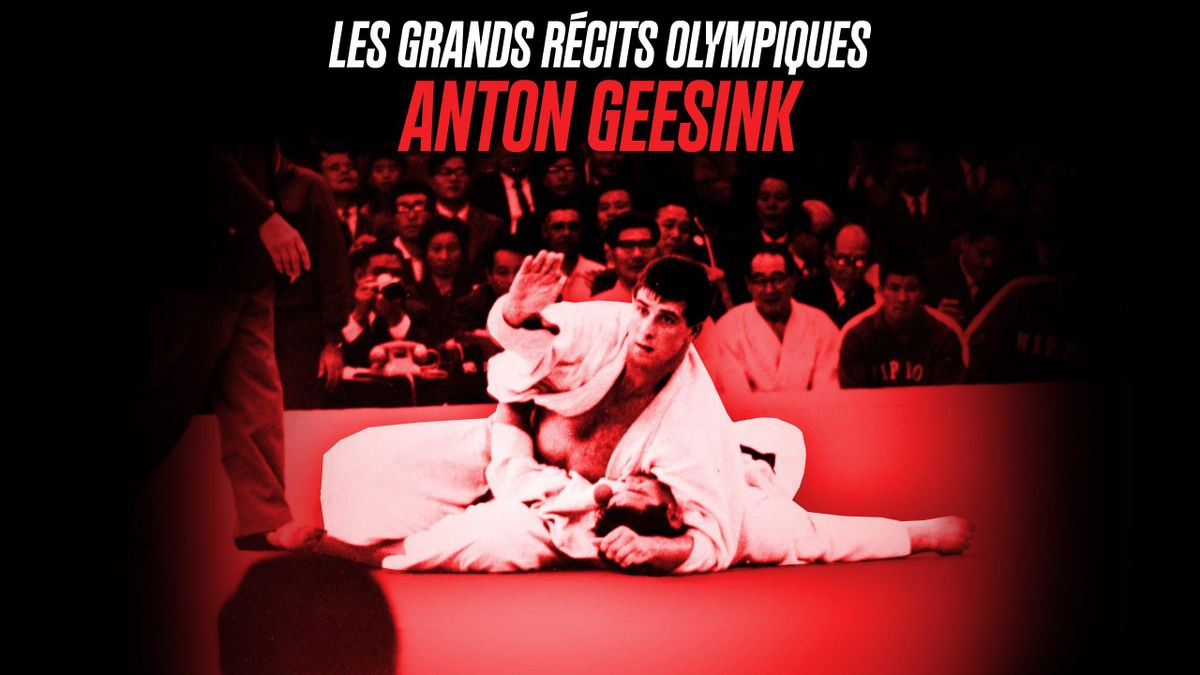 Les Grands Récits Olympiques - Anton Geesink
