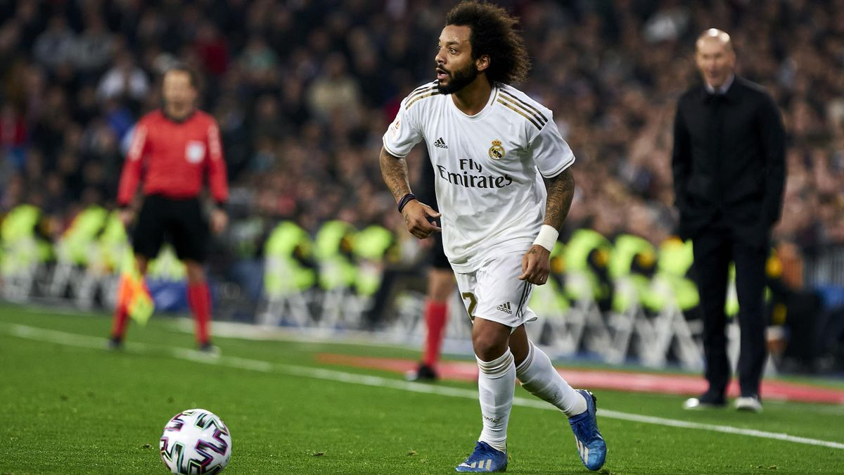 Марсело, Зинедин Зидан, «Реал Мадрид» – «Реал Сосьедад»