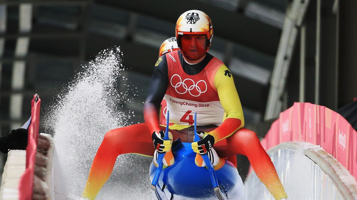 Olympia 2018: Toni Eggert und Sascha Benecken im Doppelsitzer
